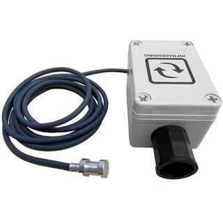 Picture of Industrial Surface Temperature Sensor for monitoring the surface of pipes and cables